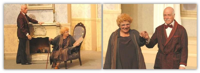 In Scena Adriana Innocenti E Piero Nuti Un Amore In Teatro