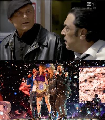 Don Matteo vince anche in replica. Record per la prima finale di X Factor