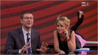 Fazio e Littizzetto per il Festival di Sanremo 2013