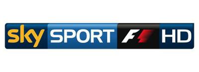 Logo Sky Sport F1 HD