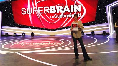 Superbrain con Paola Perego