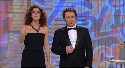 La nuova coppia di Zelig Circus formata da Teresa Mannino e Michele Foresta