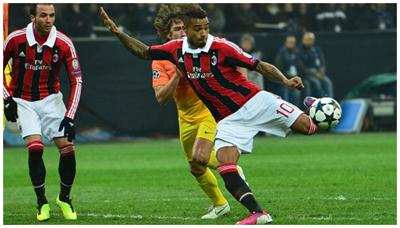 Milan batte Barcellona 2-0