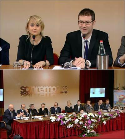 Sanremo 2013 conferenza stampa