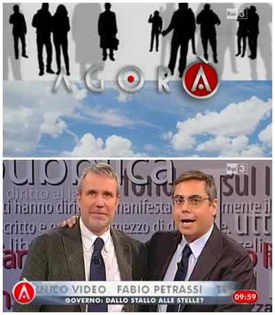 Gerardo Greco sostituisce Andrea Vianello alla guida di Agorà