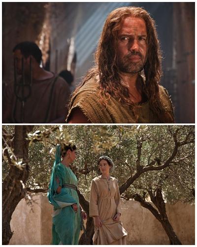 Rai1 propone in occasione della Pasqua la miniserie Barabba