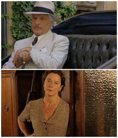 Trilussa con Michele Placido e Monica Guerritore