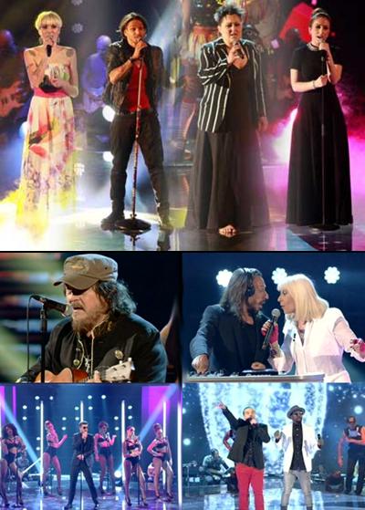 La semifinale di The Voice