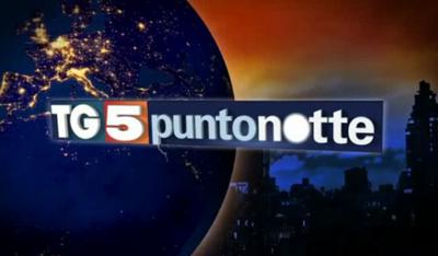 Tg5 PuntoNotte