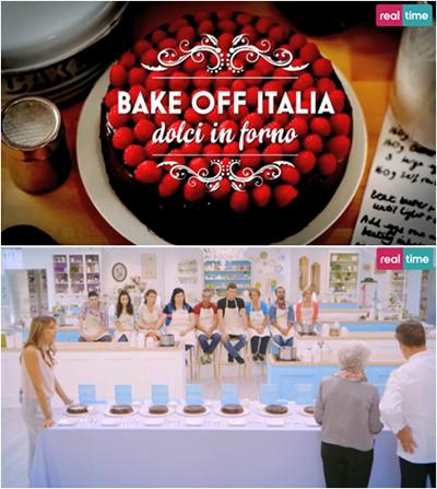 Boom per Bake Off Italia