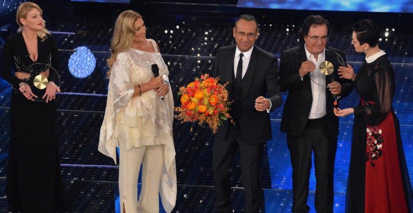 Prima serata Sanremo 2015