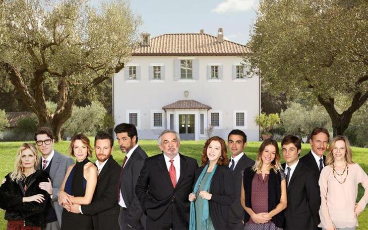 Una grande famiglia terza serie