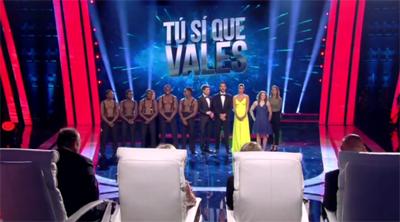 Angelica Buongiovanni ha vinto l'edizione 2015 di Tu si que vales