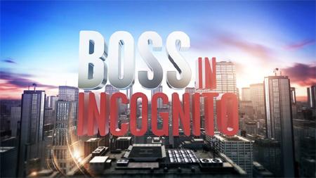 Boss in incognito, il docureality targato Endemol in onda su Rai2