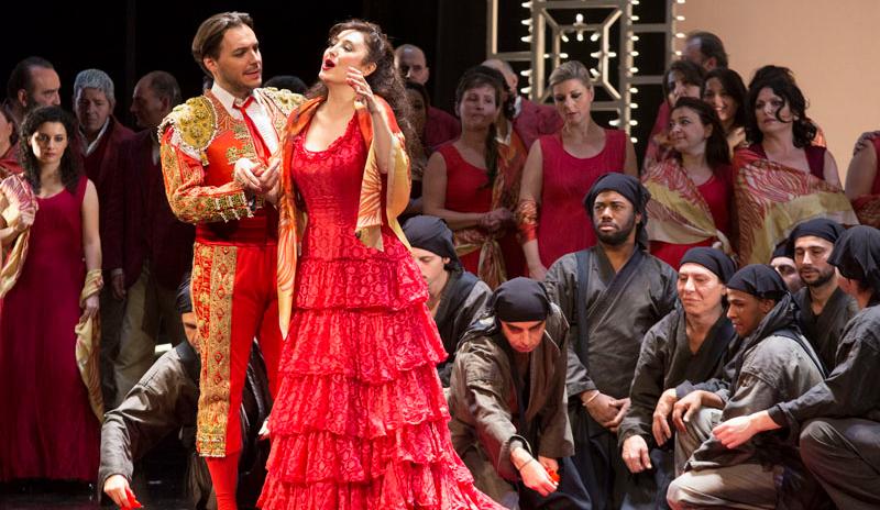 Carmen di Bizet inagura la stagione del San Carlo di Napoli