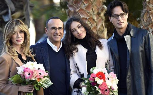 Sanremo 2016 il cast