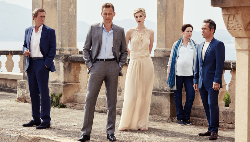 Il cast della serie The Night Manager