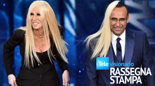 Rassegna stampa Sanremo 2016