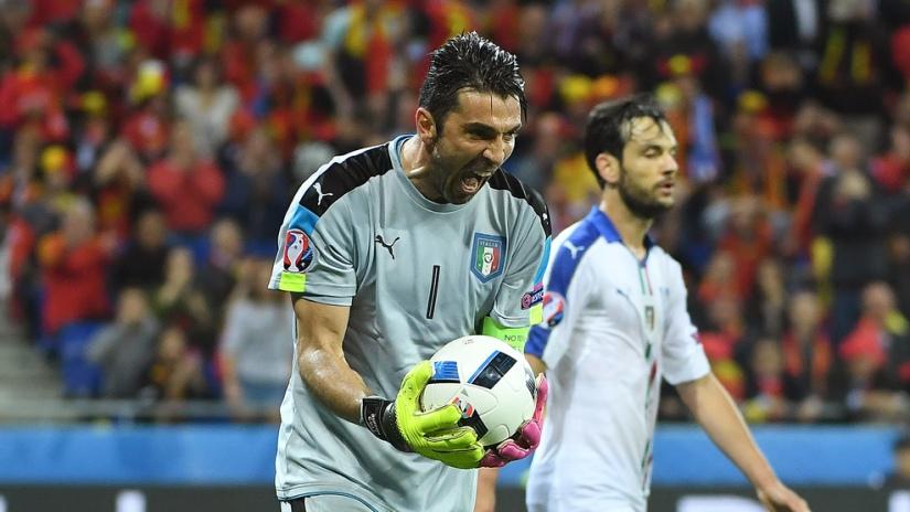 Euro 2016, il debutto dell'Italia