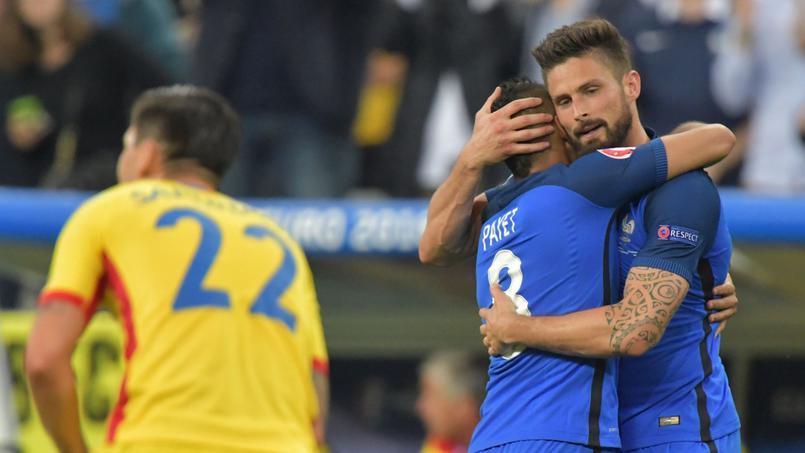 Francia-Romania Euro 2016